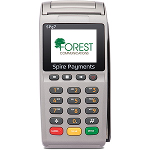 Forest Communications London Card Payment Solutions